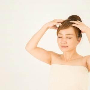 教えてもらう前と後(11月13日)抜け毛改善シャンプー法