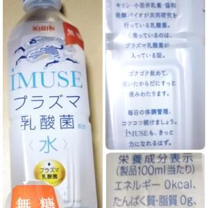 プラズマ乳酸菌配合IMUSEで免疫力アップ(ღ˘⌣˘ღ)