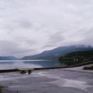 本日の芦ノ湖✨