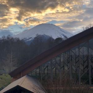 富士の麓で研修会