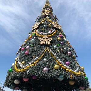 クリスマスディズニーシー