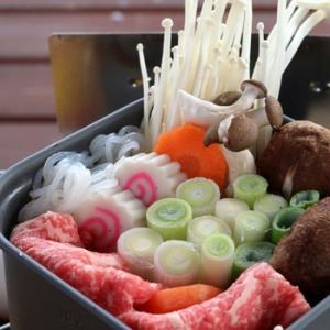 小八郎岳 すき焼き鍋