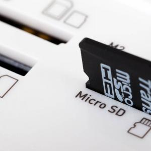 SDカードフォーマットソフト「SDメモリカードフォーマッター」