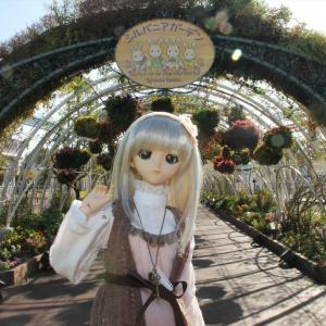 娘(人形)と博多におでかけしてきたで!