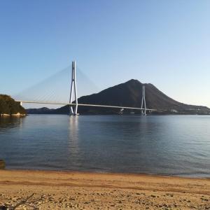大三島からサイクリングするから適度にかまってくれ