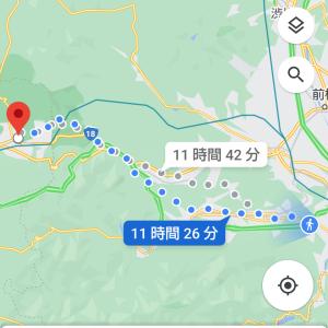徒歩で旅する品川~魚津 part 3