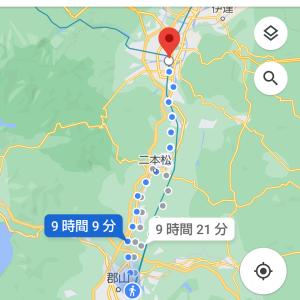 【実況】東京駅から青森浅虫水族館まで歩く part 6