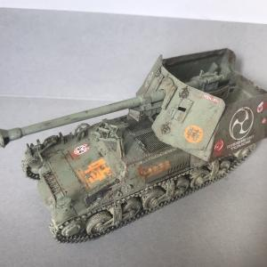 【悲報】ワイ、戦車のプラモをガチで作るもいいね3
