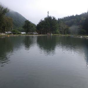 「北方ます釣り場」オープン延期&「鱒蔵」秋らしくなりました その3