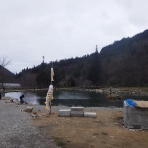 「鱒蔵」マキペレテスト釣行 その3