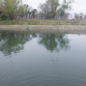 「北方ます釣り場」クローズ間近釣行 その1