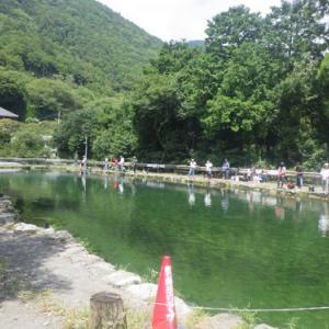 「サンクチュアリ」真夏の連休前釣行 その2