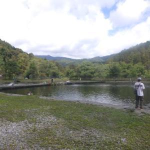 「平谷湖FS」ランガンスタイル釣行 その4