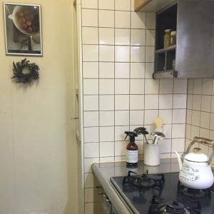キッチンのお手入れ