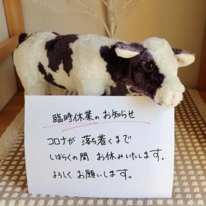 ◆臨時休業のお知らせ(4/6~)