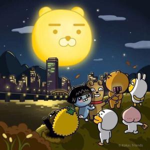 韓国は秋夕(チュソク)/旧盆で大型連休でした(o´ω`o)