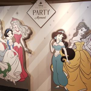 【関東初】「ディズニープリンセス」パーティーモーメント スペシャルストアへ♡