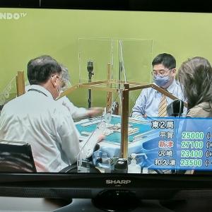 テレビ麻雀番組!