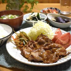 【レシピ】ごま坦々ポークソテー#練りごま#濃厚ダレ#ご飯のおかず#簡単 …本人のため?とやればできる子。