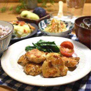 【レシピ】ささみdeマヨ醤油チキン#簡単#節約#時短#お弁当おかず