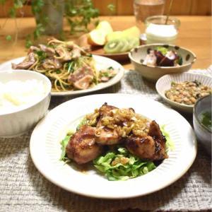 【レシピ】たっぷりキャベツと鶏のねぎ甘酢#簡単#時短#旨ダレ#子供うけ抜群 …明日は。