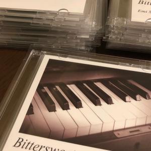 CD販売を開始しました!