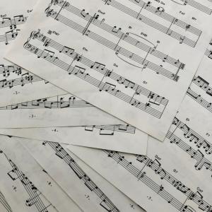 楽しい楽譜書き
