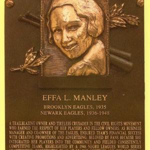 #女性初 の #野球殿堂入り! #エファ・マンリー が愛した #ニューアーク・イーグルス !1946年にカンザスシティ・モナークスをやぶりニグロリーグ王者へ!