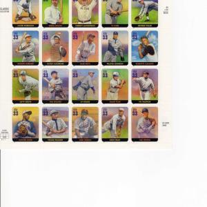 2000 USPS's stamp 『Legends of Baseball』