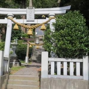 ◇金沢市の神社・狛犬巡り‐32 若松町八幡神社、角間神社、田上町少名彦神社、榊原神社