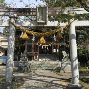 ◇金沢市の神社・狛犬巡り‐33 牛坂八幡神社、涌波日吉神社、銚子町八幡神社、上中町八幡神社
