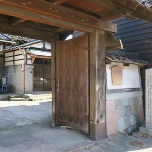 ◇寺町訪探2019-4 妙福寺、諏訪神社、中原中也の文学碑