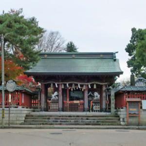 ◇秋の金沢2019-25 尾崎神社、大谷廟