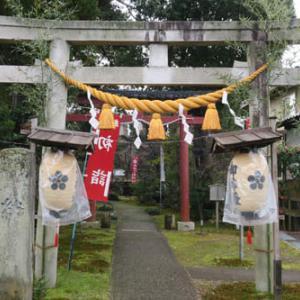 ◇金沢の初詣 2020-8 田井菅原神社