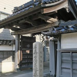 ◇寺町寺院群巡り-16 本妙寺、諏訪神社、伏見寺、松月寺