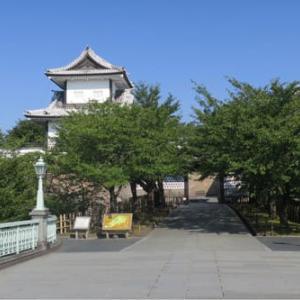 ◇金沢城公園「石川門」門内見学