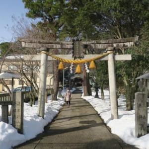 ◇左義長2021 泉野櫻木神社