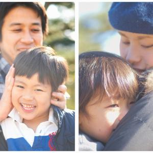 今日の写真「家族写真」-出張撮影