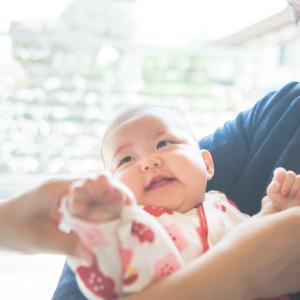 「お宮参りの赤ちゃん、笑わない問題について」-出張撮影