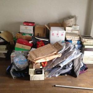 モノ溢れる故人宅の遺品整理片付け in 都島区 緊急事態宣言下