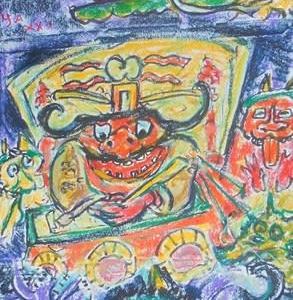 朝日記200120 音楽絵画セレクティヴ 17s