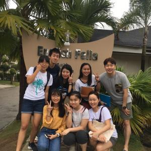 留学体験談:貴重な一ヶ月間