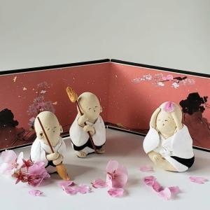 桜の花が次々と🎶