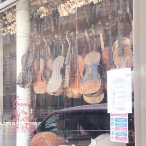 Le médecin du violon-バイオリンのお医者さん