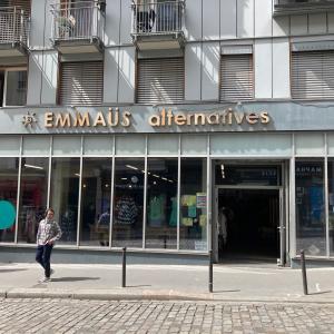 Emmaüs-エマウス