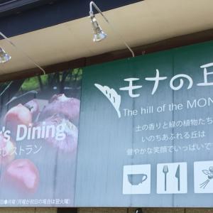 モナの丘にて~ 収穫体験「フレッシュハーブティを楽しむ」!・・・♪