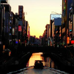 #相合橋 ここからの #道頓堀川 に異変? そりゃそうだ #武漢肺炎 はただいま大阪にも蔓延中! 808橋は無理やけど!!  #ファインダー越しの世界