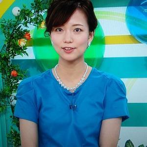 #斎藤真美 アナ  久しぶりの #横山太一 アナとの #おはようコール やっぱり爽やかさん