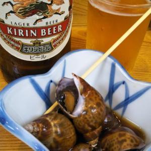 #バイ貝 これで一杯やれるのが #正宗屋 #ツイッター晩酌部  大阪で飲む日和  ㊹