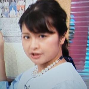 #川添佳穂 アナ いけない顔(^^♪してます。 その理由は #たむらけんじ にあり。 川添佳穂です 朝から元気です!! だってABCアナですもの。
